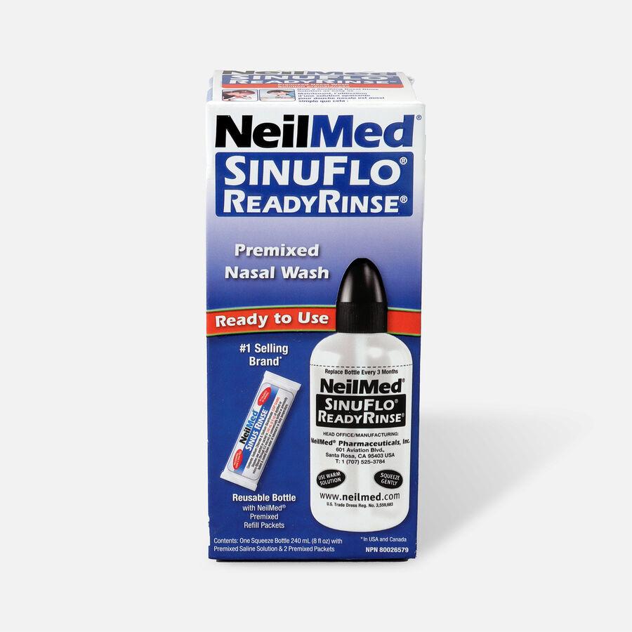 NeilMed SinuFlo Ready Rinse Premixed Nasal Wash, , large image number 0