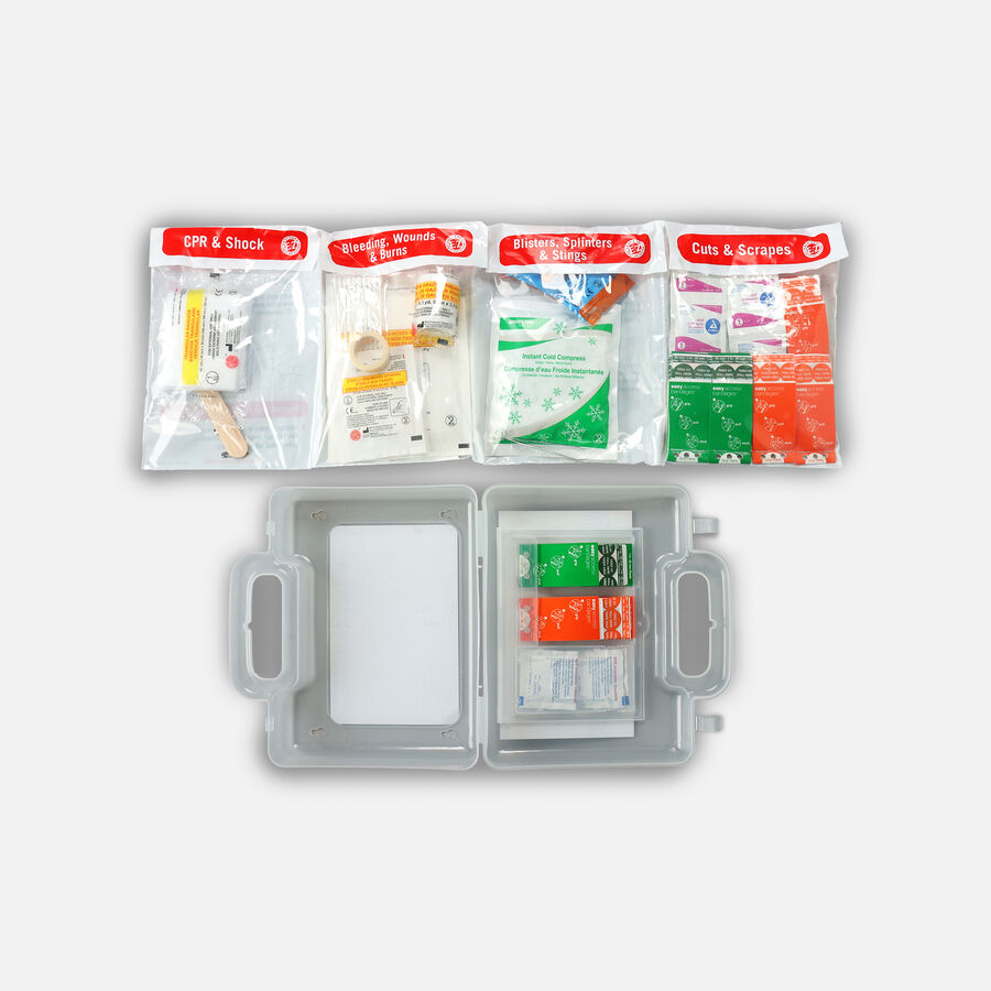 Easy Care Easy Access First Aid Kit, 173 pcs, , large image number 3