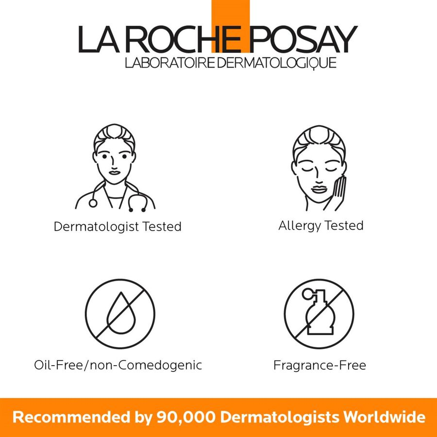 La Roche-Posay Anthelios Melt-In Milk Sunscreen, SPF 60, 3.04 fl oz, , large image number 3