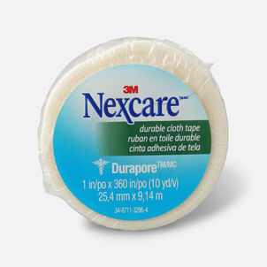 "Nexcare Durable Cloth Tape 1"" x 10 yds. - 1ct"