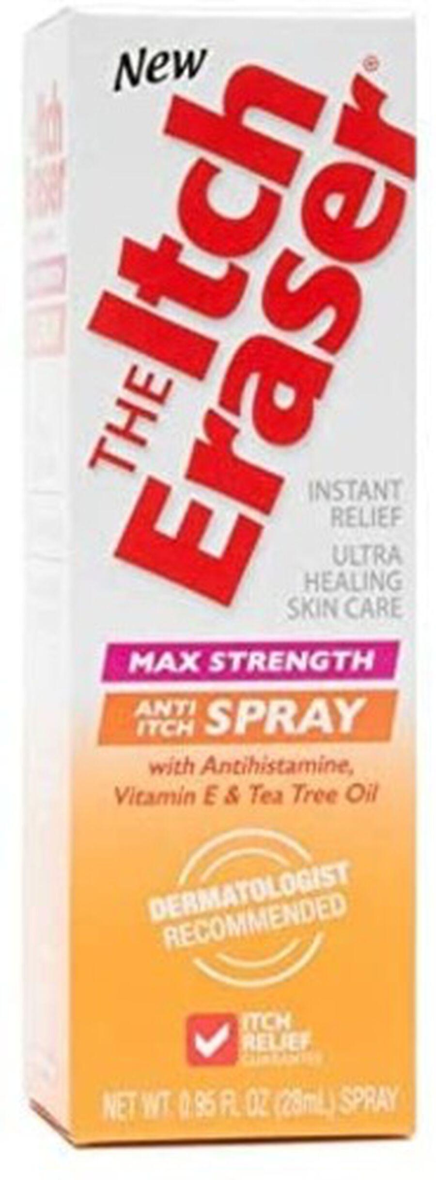 Itch Eraser Spray, .95 oz, , large image number 1