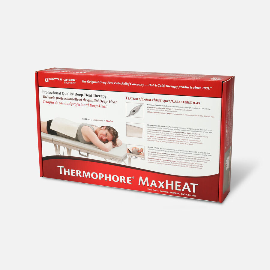 Battle Creek Thermophore Arthritis Pad, Joint/medium, 1 Pad, , large image number 2