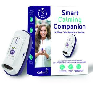 CalmiGo - Smart Calming Companion