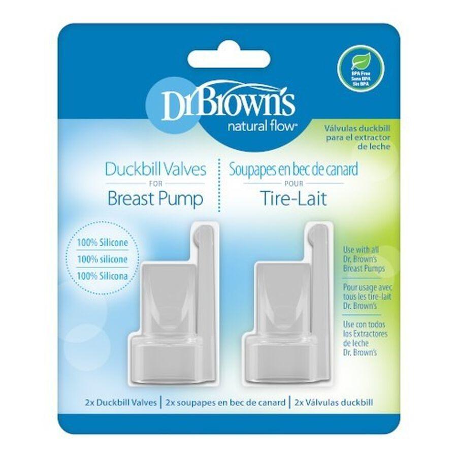 Dr. Brown's Duckbill Valves for Breast Pump, , large image number 0