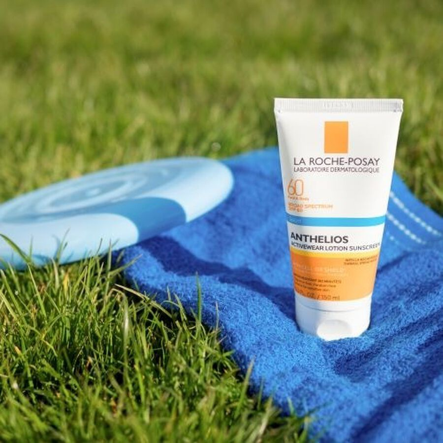 La Roche-Posay Anthelios SPF 60 Activewear Sport Sunscreen Lotion 5 fl oz, , large image number 3