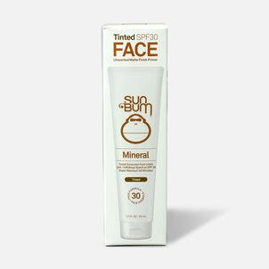 Sun Bum SPF 30 Mineral Sunscreen Tinted Face Lotion, 1.7 oz