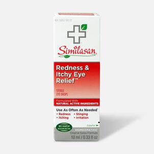 Similasan Redness & Itchy Eye Relief, 0.33 fl. oz.
