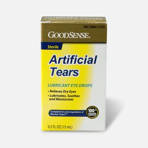 Goodsense®  Eye Drops Artificial Tears 0.5 Oz