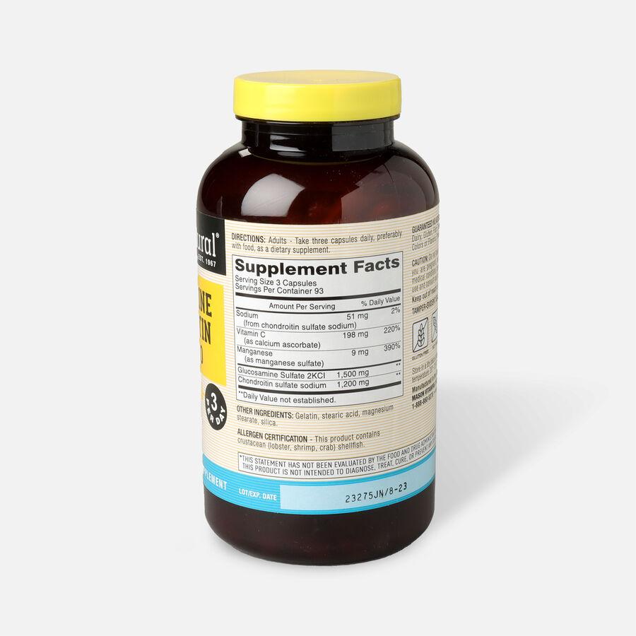 Mason Vitamins Natural Glucosamine Chondroitin Double Strength 1500/1200 3 per Day, , large image number 6