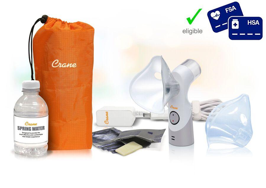 Crane Cordless Warm & Cool Mist Inhaler, , large image number 1