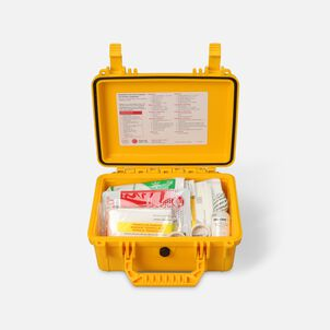 Genuine First Aid Waterproof First Aid Kit Class A ANSI Type IV
