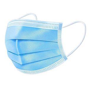 Henry Schein Pediatric Mask, Blue (Box of 50)