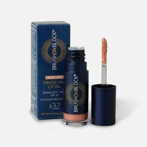 Brush on Block Protective Lip Oil SPF 32 - Nude Tint