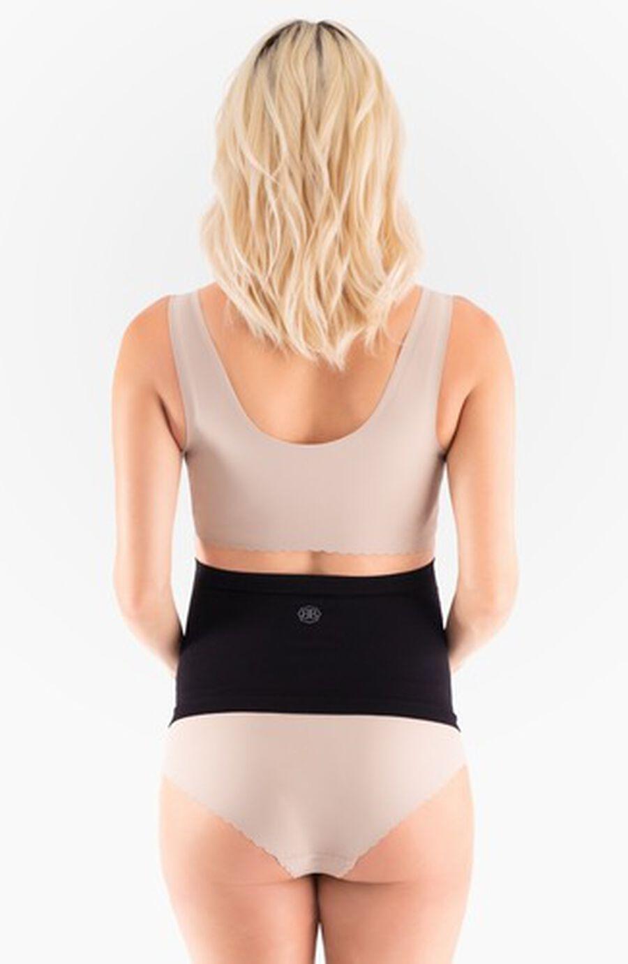 Belly Boost Belly Support, Black, X-Large, Black, large image number 5