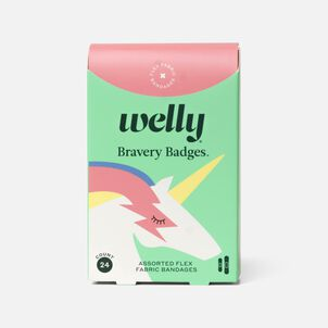 Welly Bravery Badges Rainbow Refill - 24ct