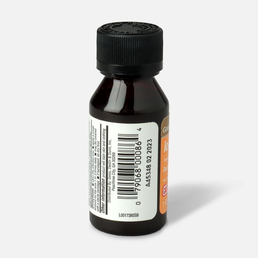 GoodSense Iodine Ticture 2%, 1 oz, , large image number 2
