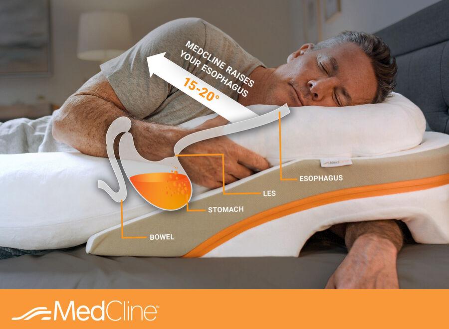 "MedCline Acid Reflux Relief System, Medium, Height 5' 5"" - 5' 11"", , large image number 5"