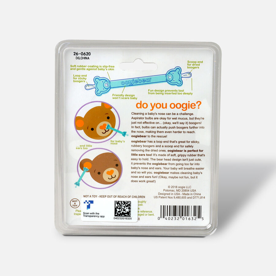 oogiebear™ Infant Nose and Ear Cleaner, , large image number 1