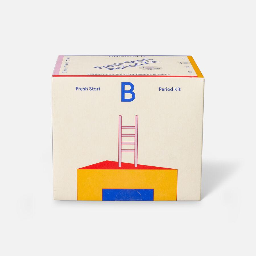 Thinx (BTWN) Fresh Start Period Kit, Super Basics Combo, , large image number 11