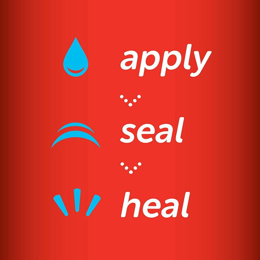New-Skin Sensitive Skin Liquid Bandage, 0.3 oz., , large image number 4