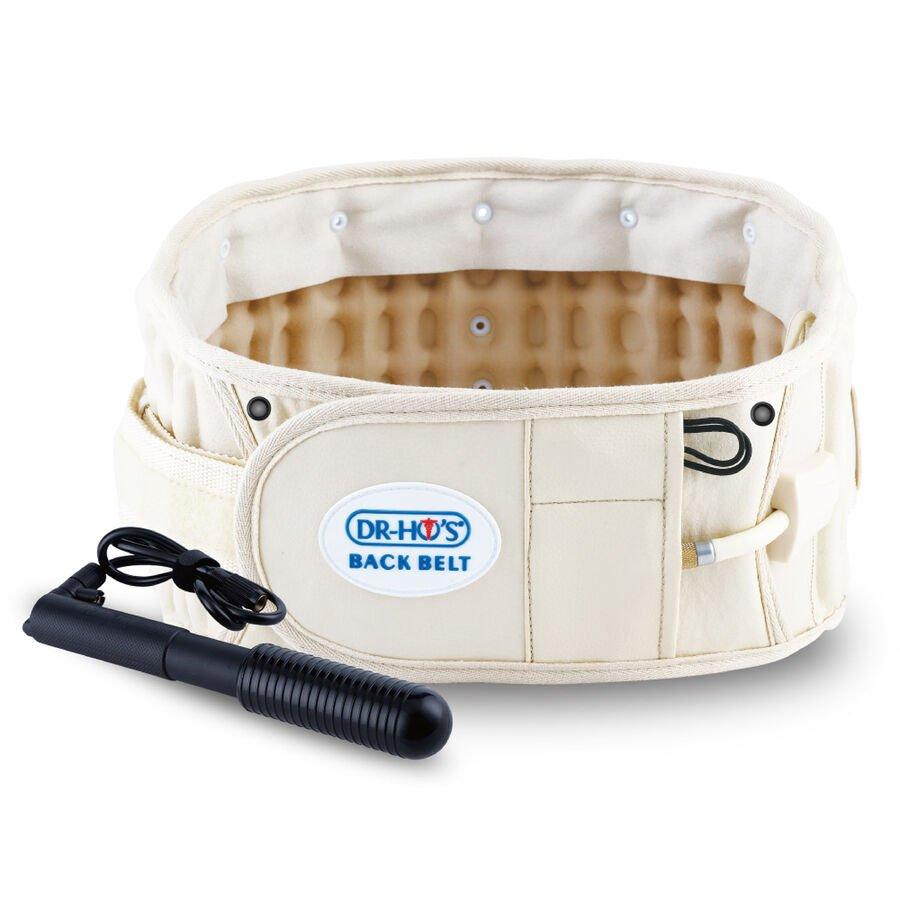 Dr-Ho's 2-in-1 Back Decompression Belt (Size A 25 to 41 inches), , large image number 4