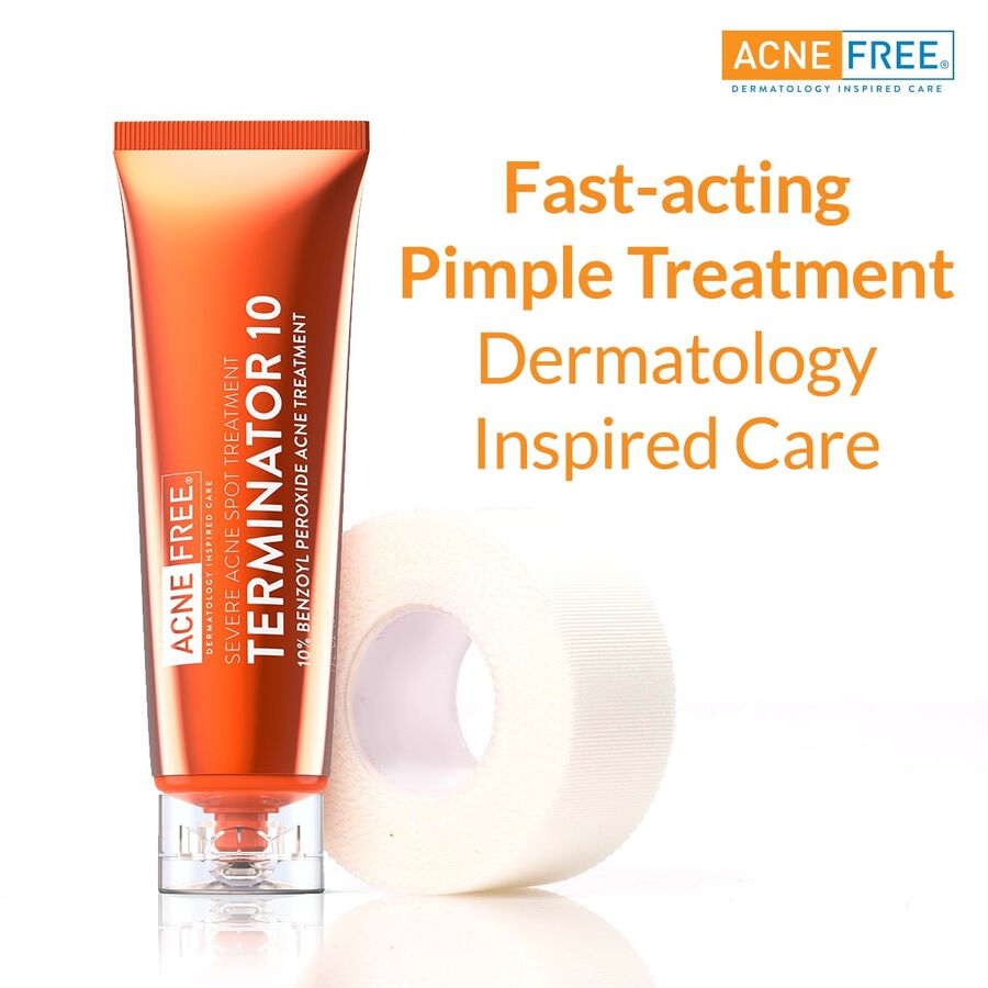 AcneFree Terminator 10 Acne Spot Treatment, 1 oz, , large image number 6