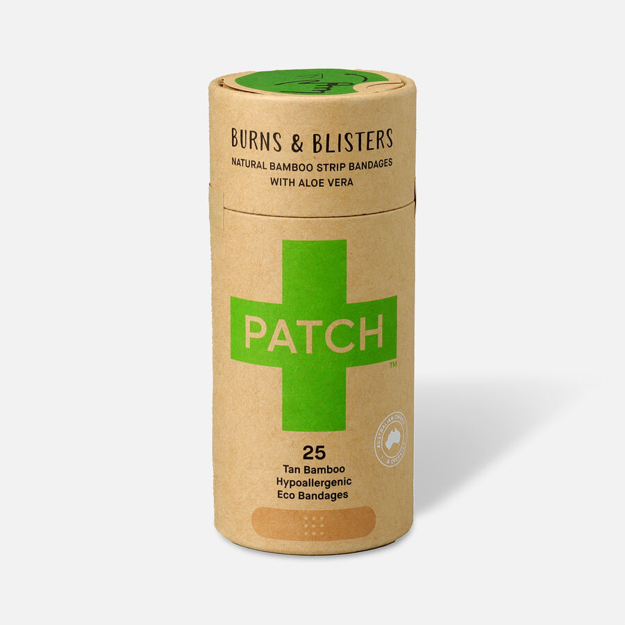 PATCH Organic Bamboo Adhesive Strip Bandages - 25ct, , large image number 4