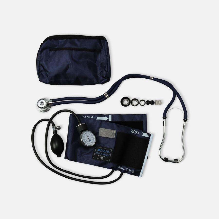 MatchMates Aneroid Sphyg Kit with Stethoscope, , large image number 2