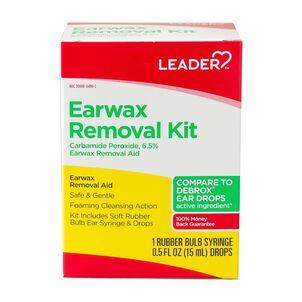 LEADER™ Ear Drops Wax Removal Kit
