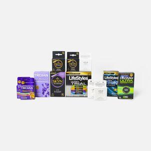 Condom Variety Bundle