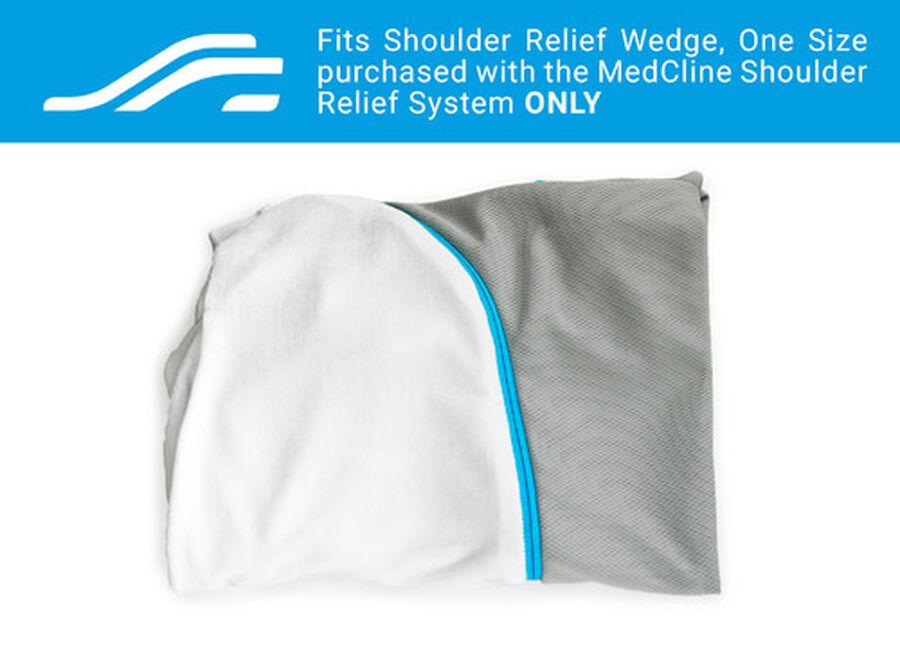 MedCline LP Shoulder Relief Wedge Cover, , large image number 0