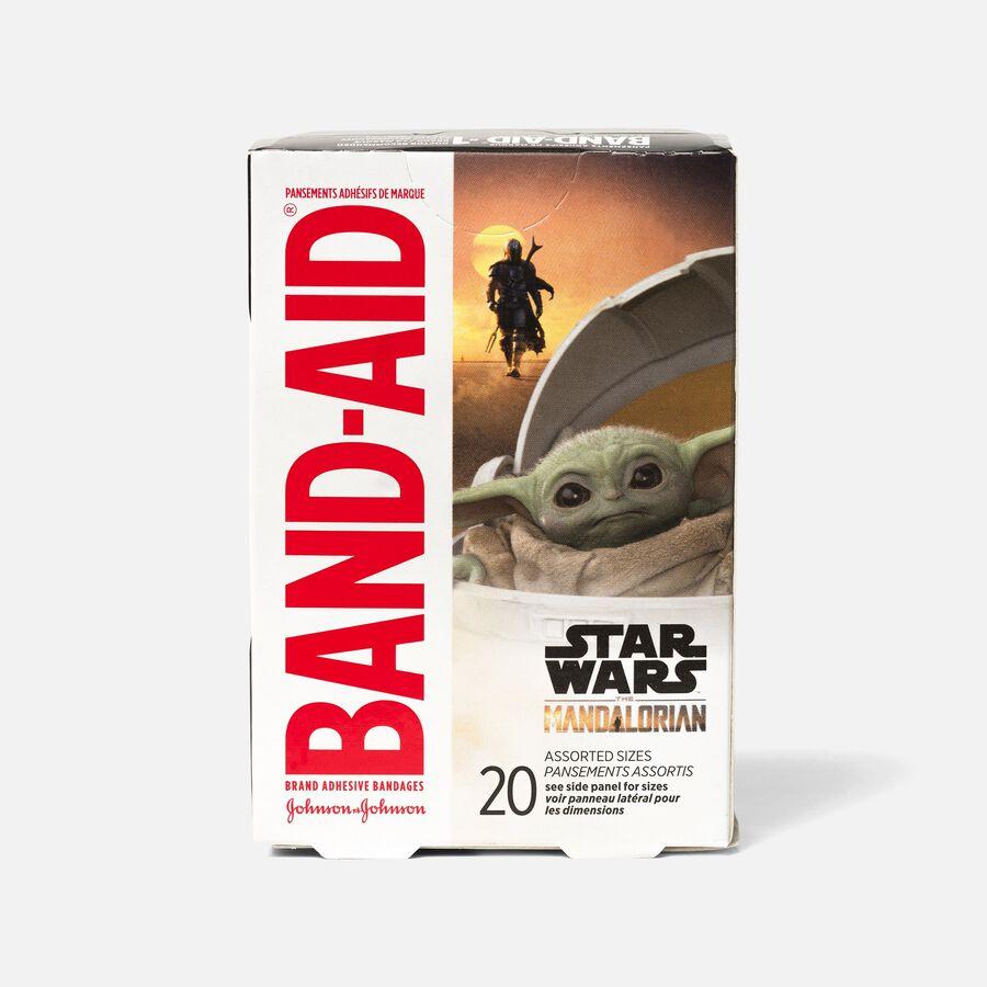 Band-Aid Mandalorian Adhesive Bandage, 20 ct, , large image number 0