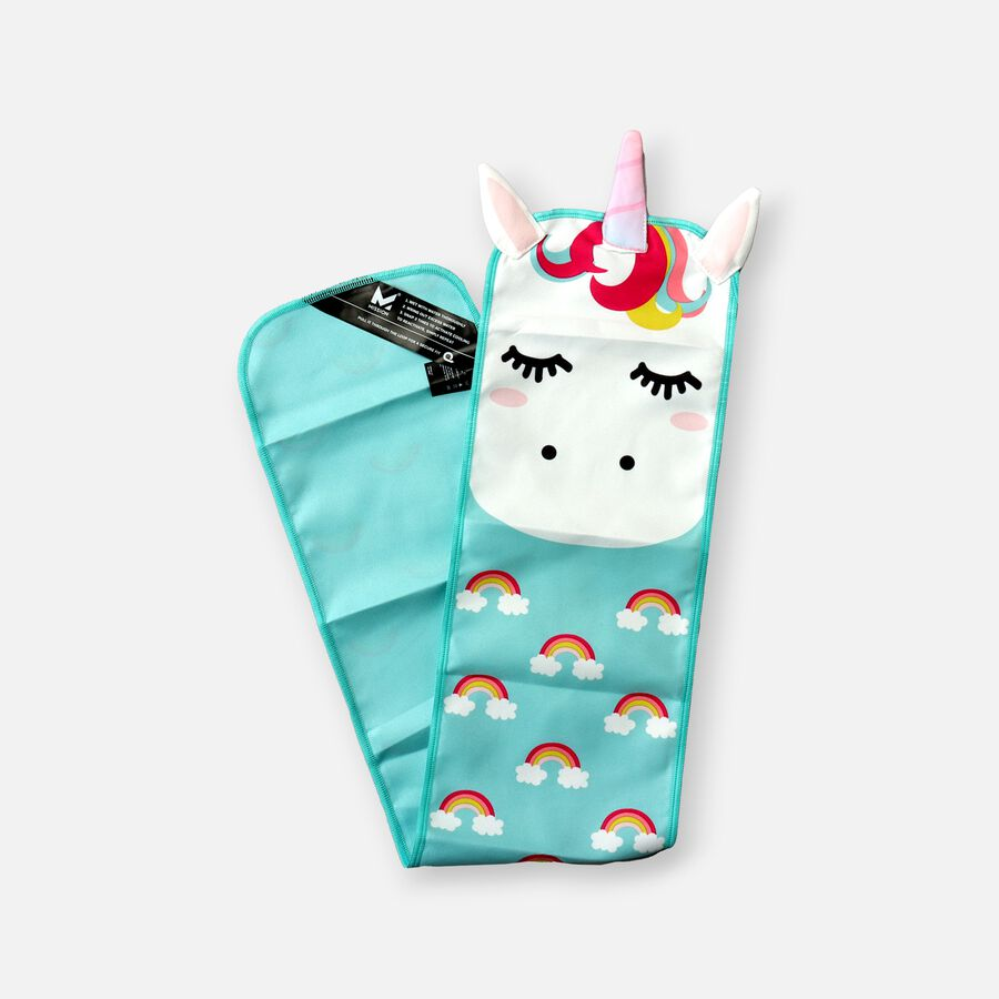 Mission Kid's Fever Relief Cooling Towel - Winter The Unicorn, , large image number 2