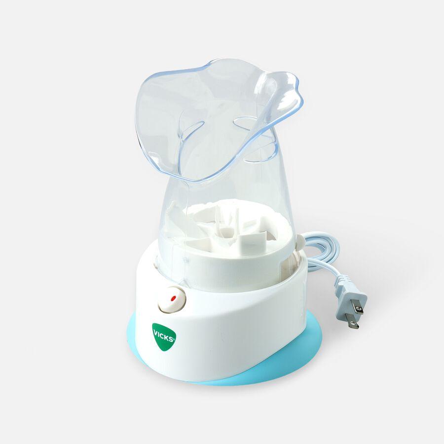 Vicks Personal Steam Inhaler V1200, 1 ea, , large image number 0