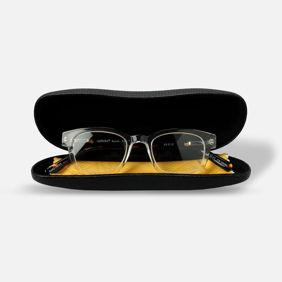 EyeBobs Butch Reading Glasses,Clear, , large image number 11