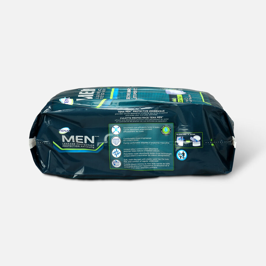 Tena Men Heavy Protection Underwear, Super Plus, , large image number 1