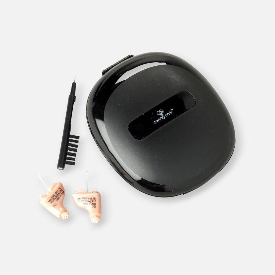 Caring Mill™ In-The-Ear Digital Hearing Amplifier, , large image number 0