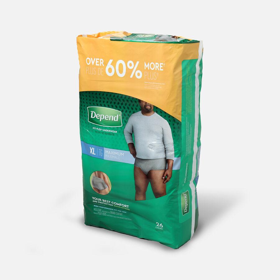 Depend Fit-Flex Max for Men, , large image number 7