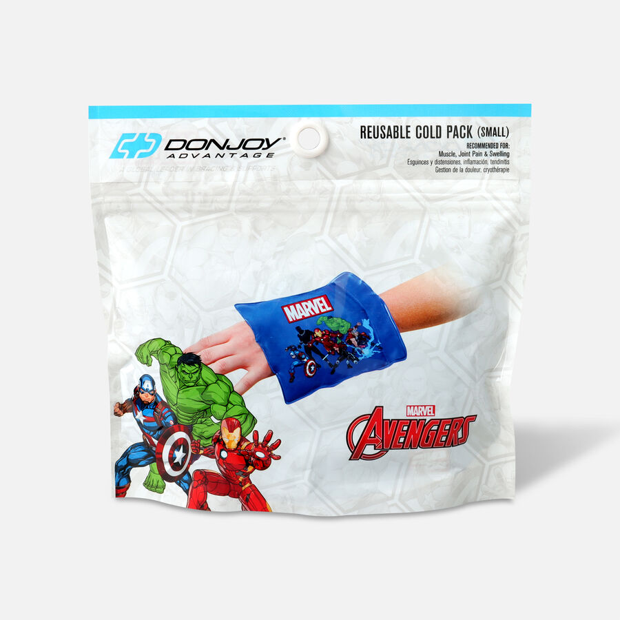 DonJoy Advantage Marvel Reusable Cold Pack, the Avengers, , large image number 0