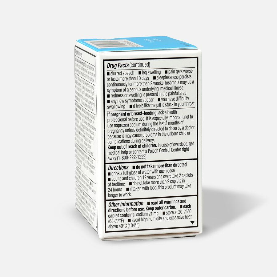 GoodSense® Naproxen Sodium PM & Diphenhydramine HCI Caplets, , large image number 4
