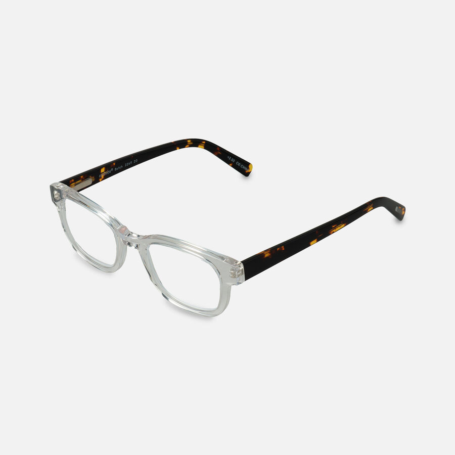 EyeBobs Butch Reading Glasses,Clear, , large image number 10