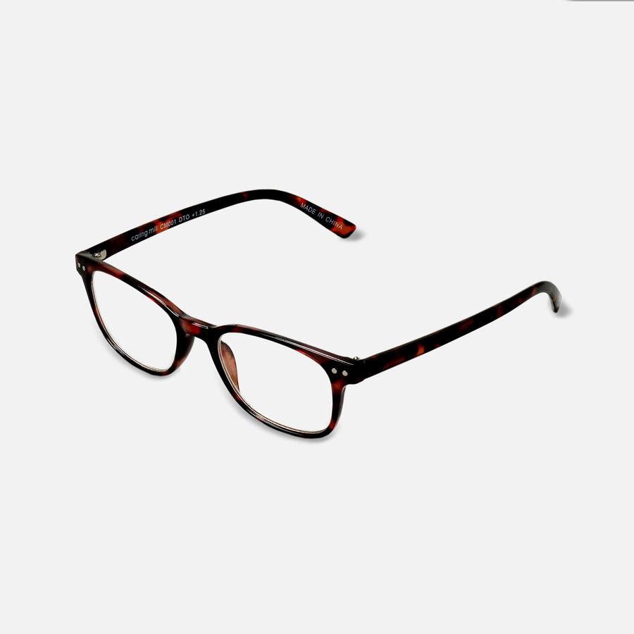 Caring Mill™ Reading Glasses, Dark Tortoise, , large image number 1