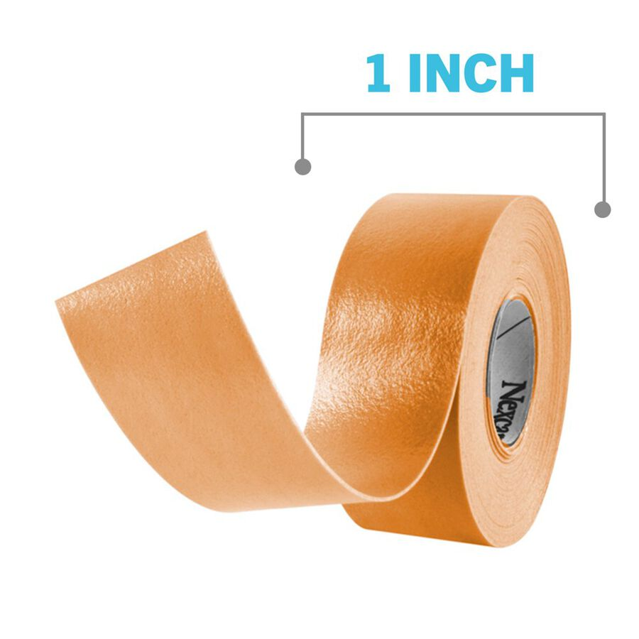 """Nexcare Absolute Waterproof Tape, 1"""" x 5 yds., , large image number 1"""
