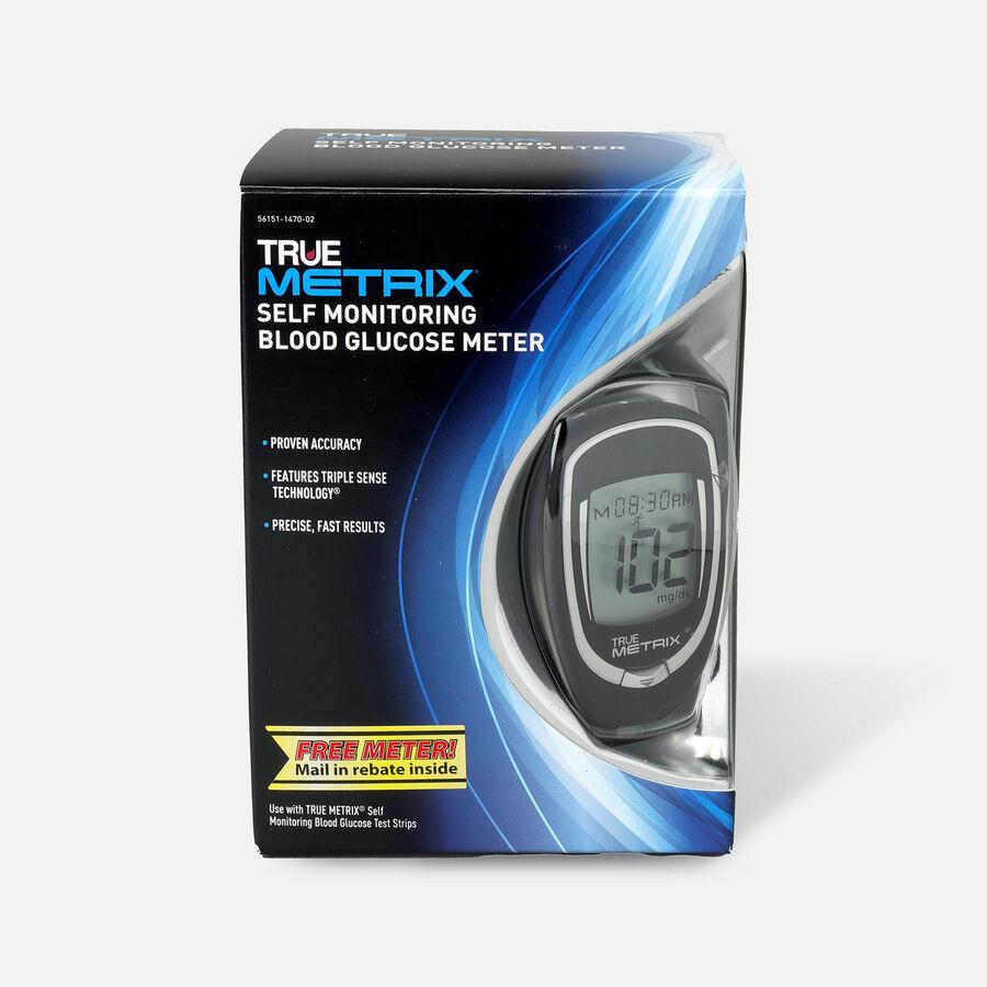 TRUE Metrix Blood Glucose Meter Kit, , large image number 0