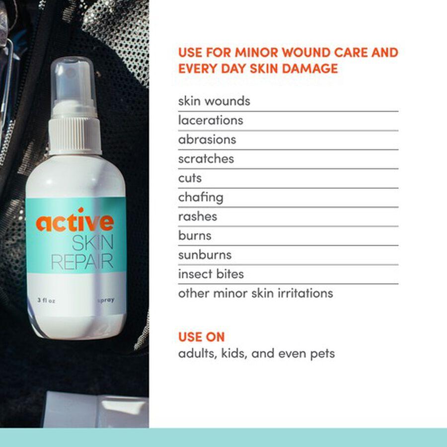 Active Skin Repair Spray 3oz., , large image number 8