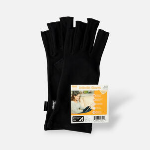 IMAK Compression Arthritis Gloves, Black