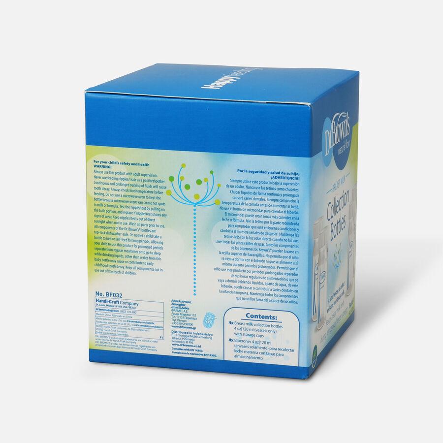 Dr. Brown's™ Breast Milk Collection Bottles, , large image number 2