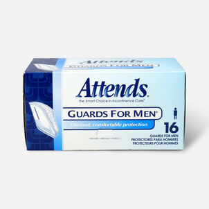 Attends Guard for Men (Box of 16)