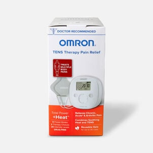 OMRON Total Power + Heat TENS Unit