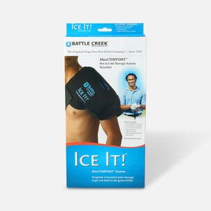 "Battle Creek Ice It! Cold Comfort Shoulder System, 13"" x 16"""